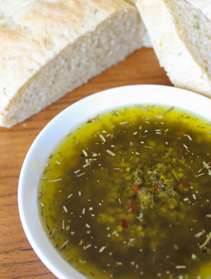 Italian Herb Dipping Sauce
