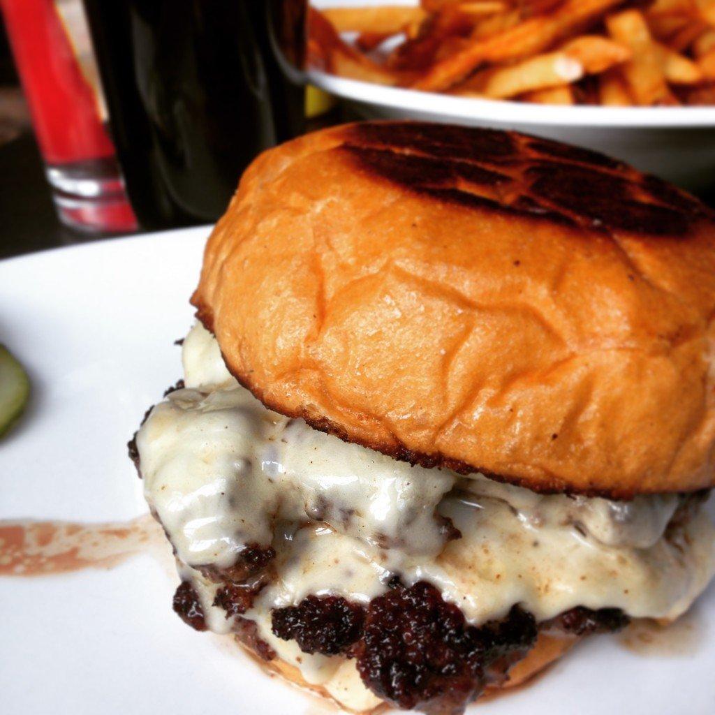 Parlour Burger MPLS