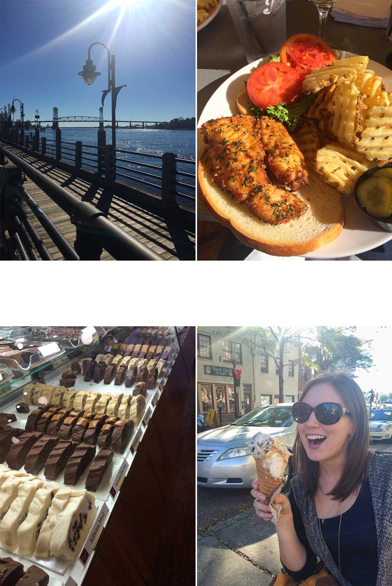 Restaurants - Wilmington, NC | Fork in the Kitchen