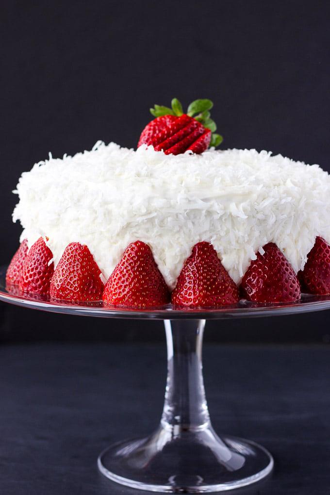 A Moist Fruit Cake