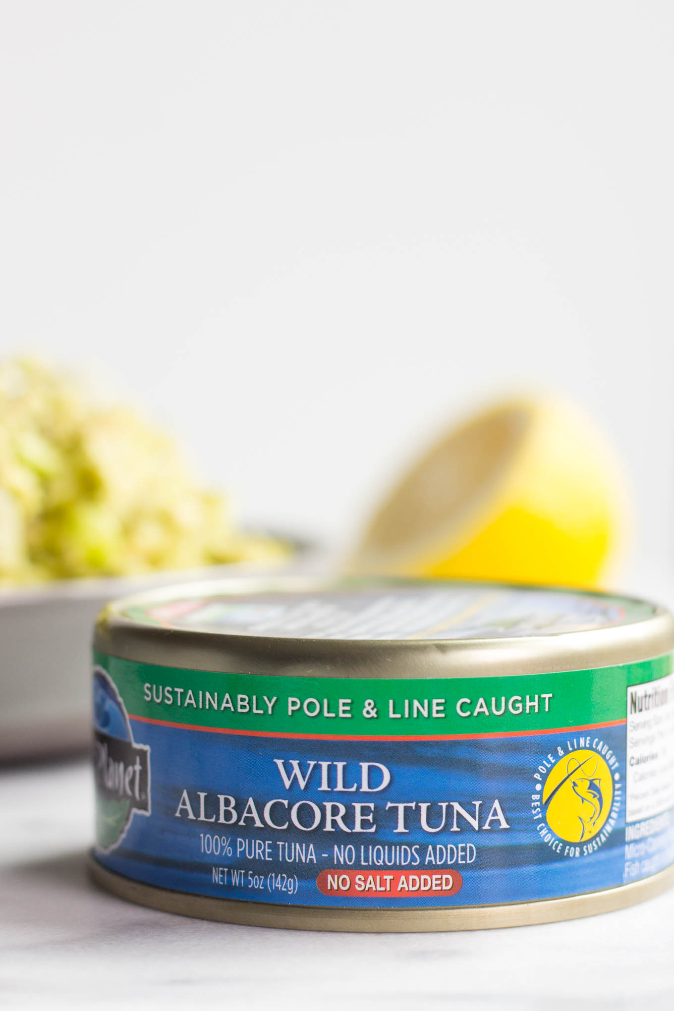 Avocado Tuna Salad // Fork in the Kitchen