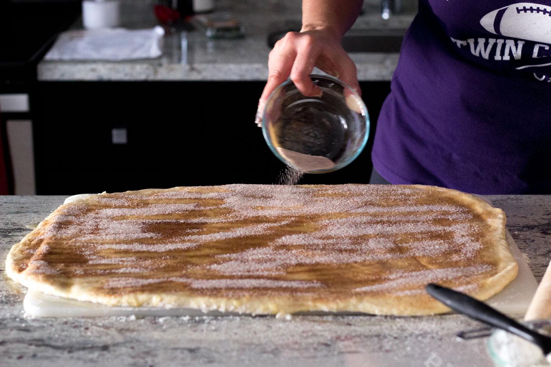 Homemade Buttermilk Cinnamon Rolls // Fork in the Kitchen