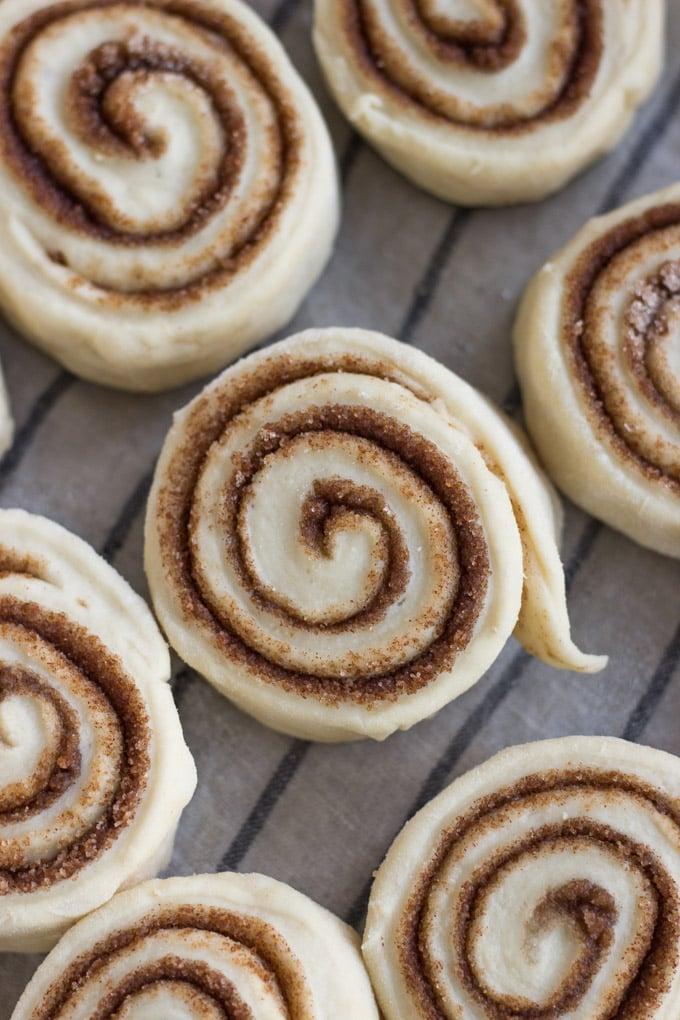 Homemade Buttermilk Cinnamon Rolls   Fork in the Kitchen