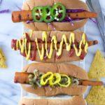 Vegan Carrot Dogs | Fork in the Kitchen