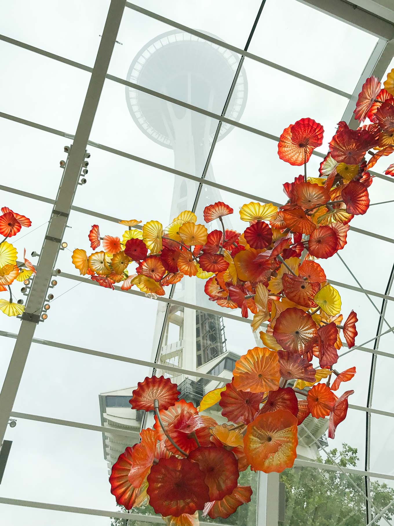 Chihuly Garden and Glass | Seattle, WA | Fork in the Kitchen