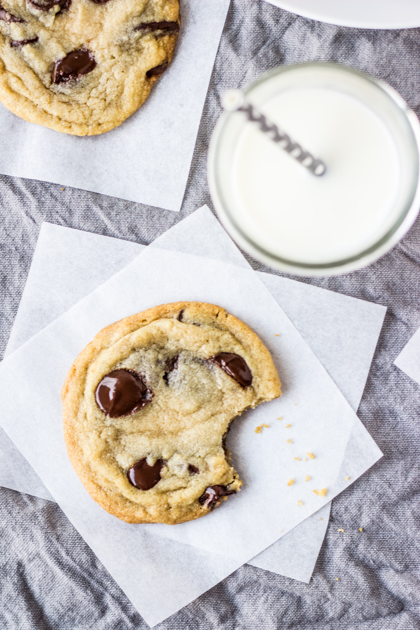 Ultimate Chocolate Chip Cookies - the perfect balance of salty and sweet, soft and chewy. | Fork in the Kitchen
