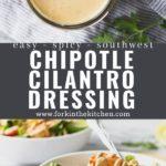 chipotle dressing pinterest