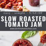 tomato jam pinterest image