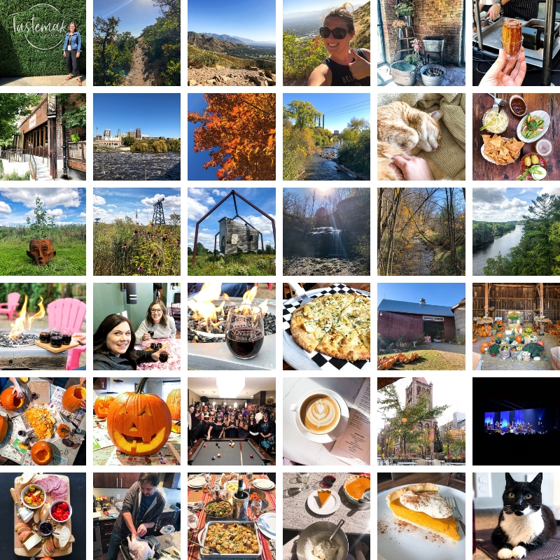 Fall 2018 Catch-Up in Photos | Fork in the Kitchen