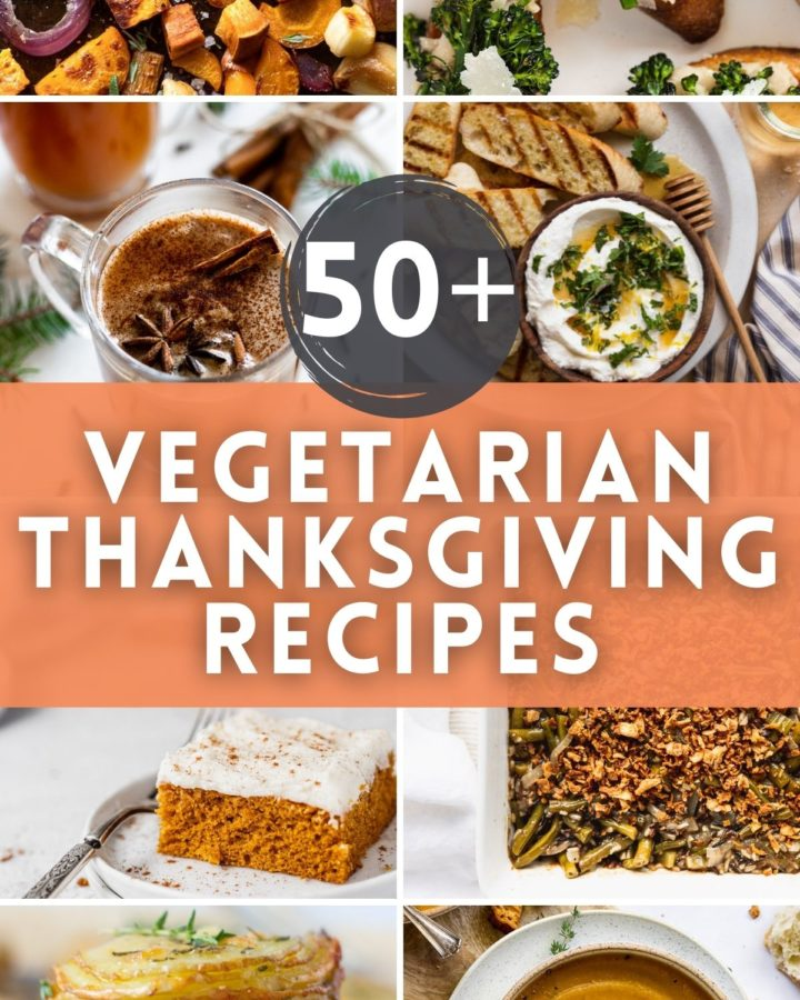 Thanksgiving Recipes Round-up Image