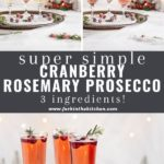 cranberry rosemary prosecco pinterest image