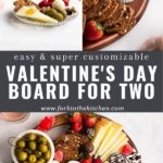 valentine's day board pinterest image